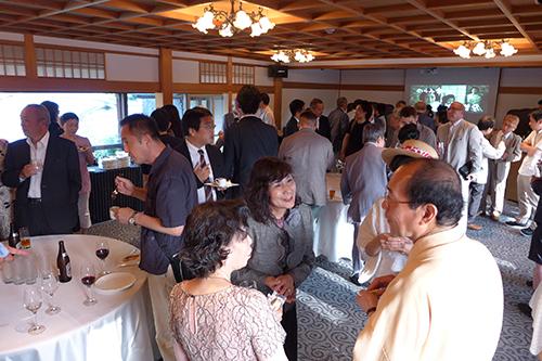 中島貞夫監督の映画人生50年を祝う会