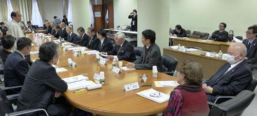 地域福祉にご貢献 京都市社会福祉協議会の皆さんと予算要望など懇談