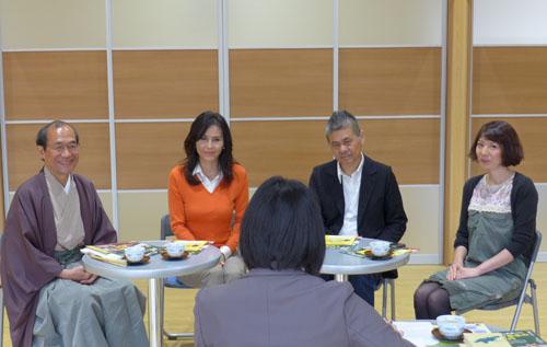 杉本 彩さん、糸井 重里さん、友森 玲子さんと「人と動物が共生できる社会の実現」に向けじっくり懇談 京都大好きトーク